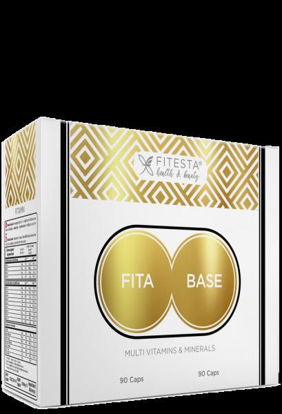 FITABASE Multi Vitamins & Minerals - 180 Caps