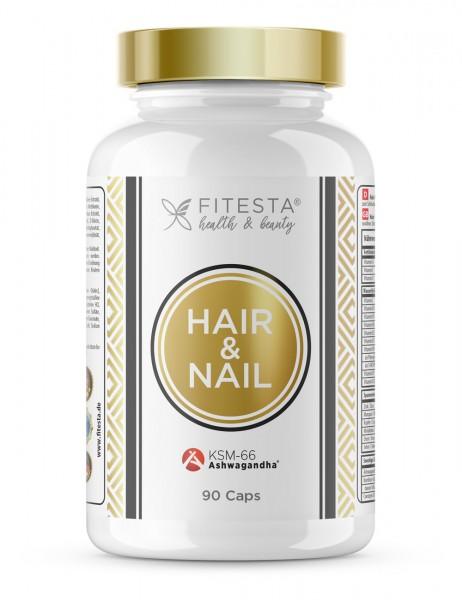 Hair & Nail - 90 Caps