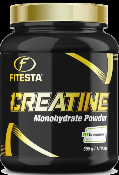 Creatine Monohydrate Powder Creapure® 500g