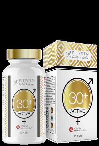 30+ Active - 90 Caps
