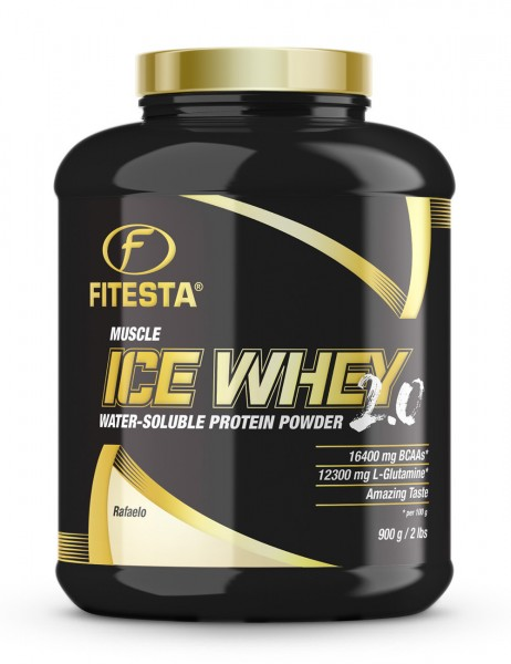 Muscle Ice Whey 2.0 - 900g