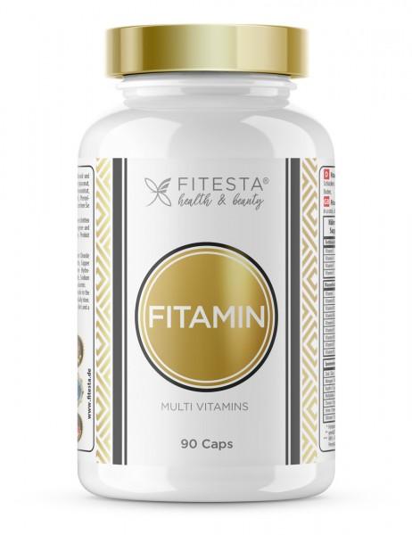 Fitamin Multi Vitamins - 90 Caps