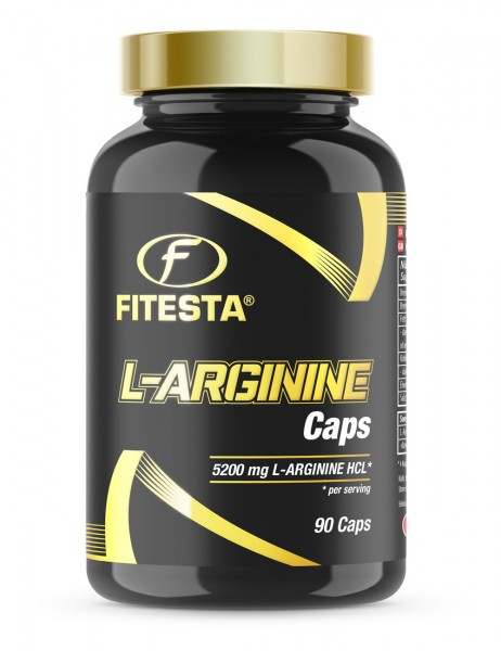 L-Arginine - 90 Caps