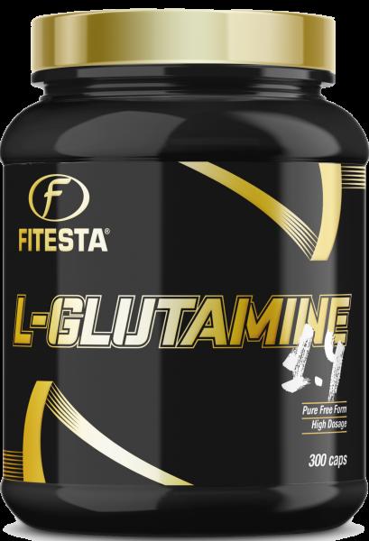 L-Glutamine 1.4 - 300 Caps