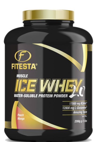 Muscle Ice Whey 2.0 - 2268g