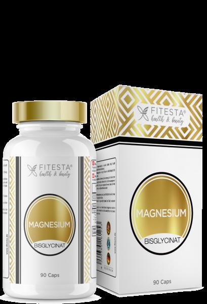 Magnesium Bisglycinat - 90 Caps