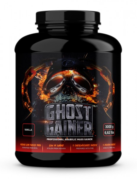 Ghost Gainer 3000g