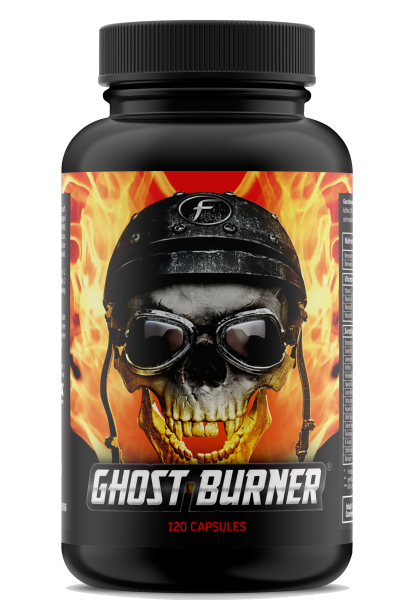 Ghost Burner - 120 Caps